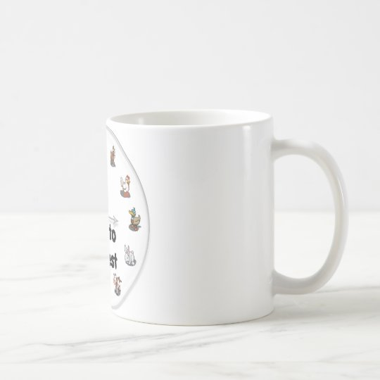 CL Time to Harvest Coffee Mug