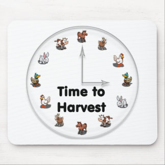 CL Time to Harvest Mouse Pad