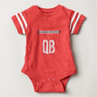 Clabaugh Athletics QB Baby Bodysuit