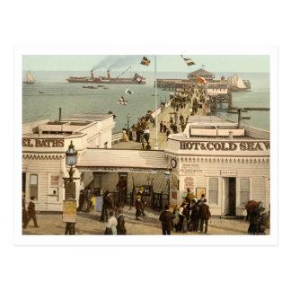 Clacton-on-Sea Pier I, Essex, England Postcard