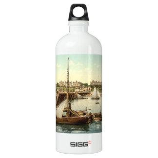 Clacton-on-Sea Pier II, Essex, England Aluminum Water Bottle