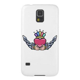 Claddagh #1B con trinidad Fundas De Galaxy S5