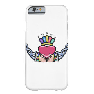 Claddagh #1B with Trinity Barely There iPhone 6 Case