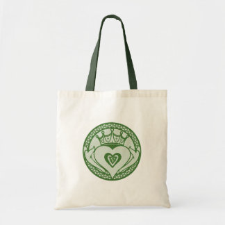 Claddagh Tote Bags