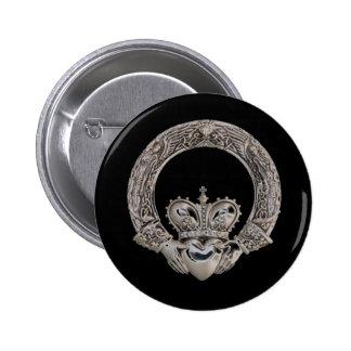 Claddagh Buttons