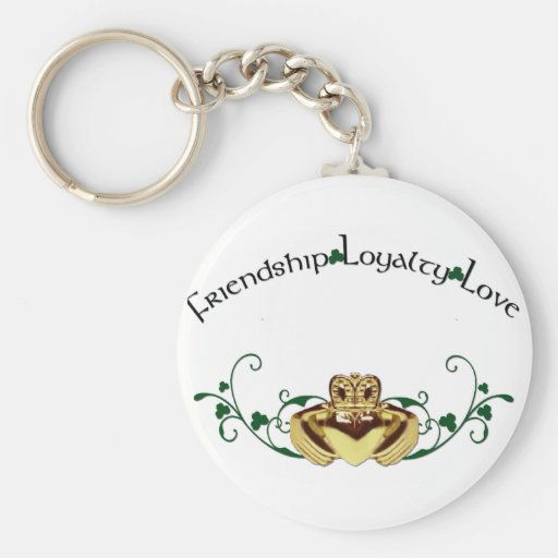 Claddagh / Claddaugh Key Chain