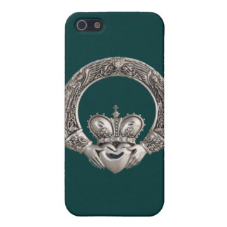 Claddagh Cover For iPhone SE/5/5s