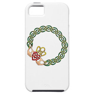 Claddagh iPhone 5 Cases