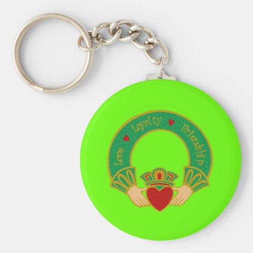 Claddagh Key Chains