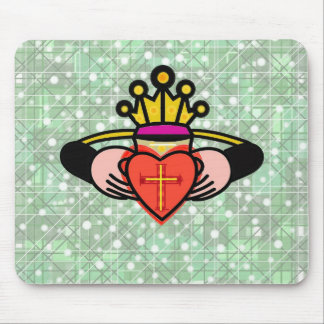 Claddagh. Mouse Pad