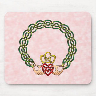 Claddagh Mouse Pad