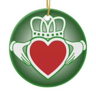Claddagh zazzle_ornament
