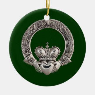 Claddagh Christmas Ornaments