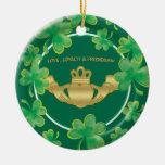 Claddagh Ornament