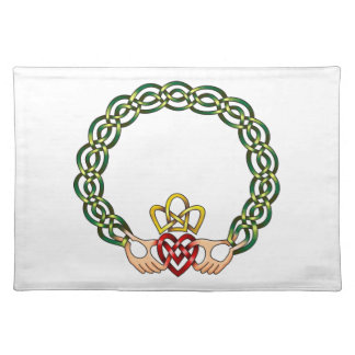 Claddagh Placemat
