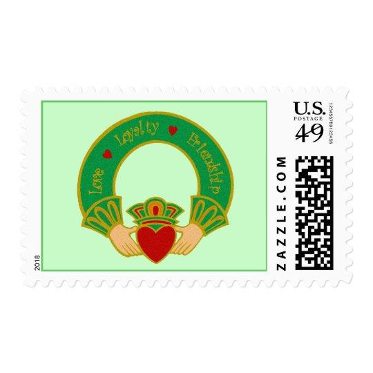 Claddagh Postage