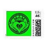 Claddagh Postage Stamp