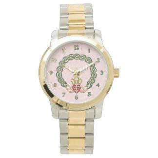 Claddagh Reloj De Mano