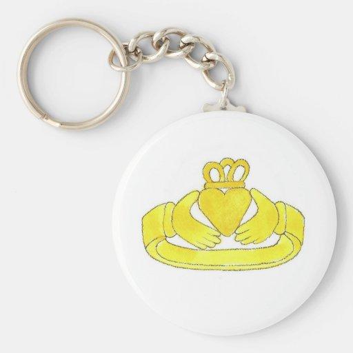 Claddagh Ring Keychains