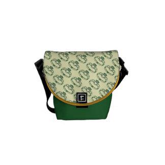 Claddagh Ring Messenger Bag