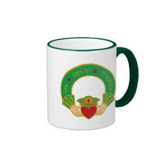 Claddagh Ringer Mug