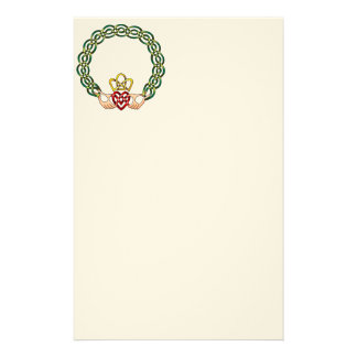 Claddagh Stationery Paper