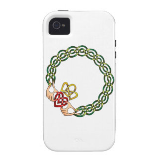 Claddagh Vibe iPhone 4 Cases