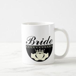 Claddagh Wedding Invitation Set Coffee Mugs