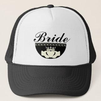 Claddagh Wedding Invitation Set Trucker Hat