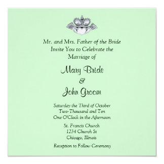 Claddagh Wedding Invitations