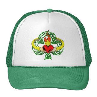 Claddaugh Trucker Hat