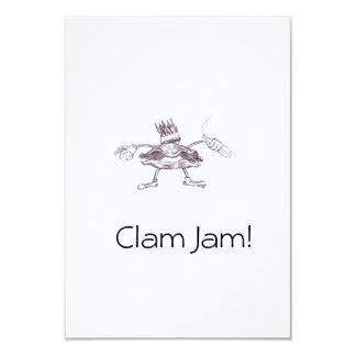 Claim Jam Invitations