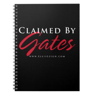 Claimed By Gates Notebook