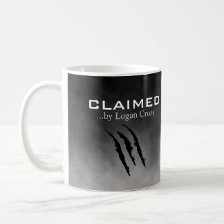 Claimed by Logan Classic White Coffee Mug