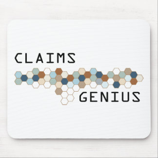 Claims Genius Mouse Pad