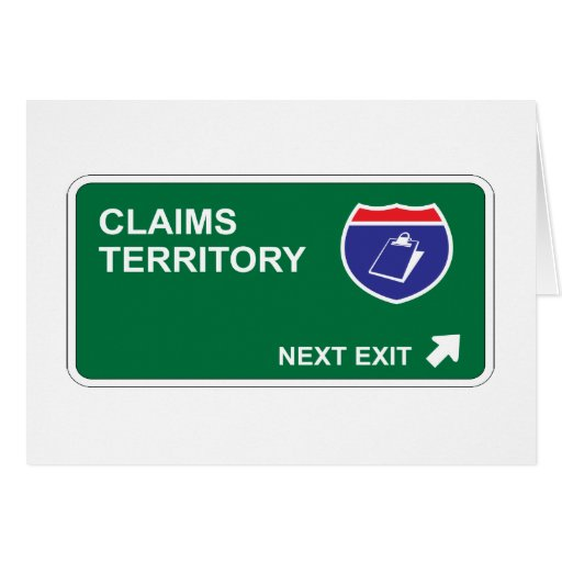 Claims Next Exit Card