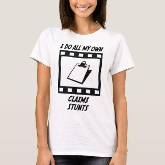 Claims Stunts T-Shirt
