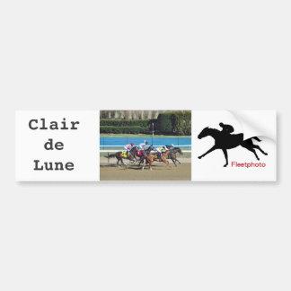 Clair de Lune Bumper Sticker