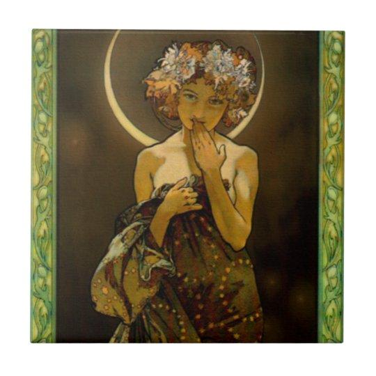 Clair de Lune Ceramic Tile