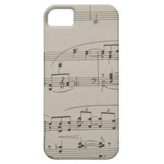 Clair de Lune iPhone SE/5/5s Case
