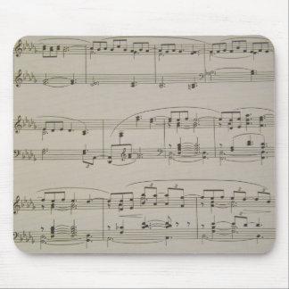 Clair de Lune Mouse Pad