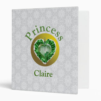 Claire 3 Ring Binder