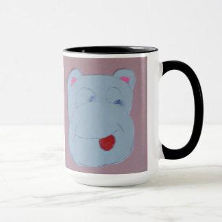 Claire Black 444 ml Ringer Mug