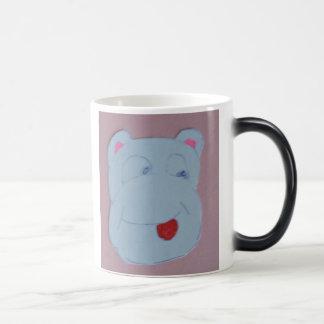 Claire Black/White 325 ml Morphing Mug