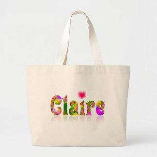 Claire Bolsa Tela Grande