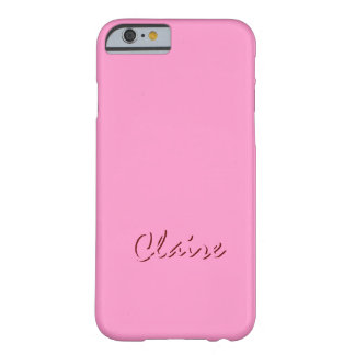 Claire Case-Mate Barely There iPhone 6 Case