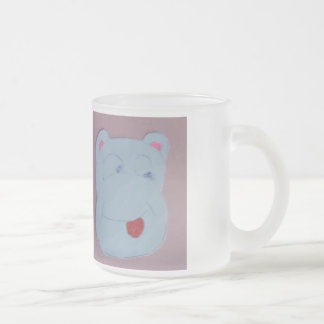 Claire Frosted 296 ml Frosted Glass Mug