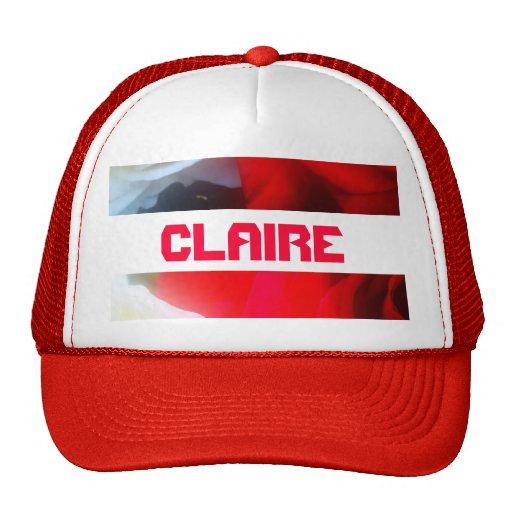 Claire Gorras De Camionero