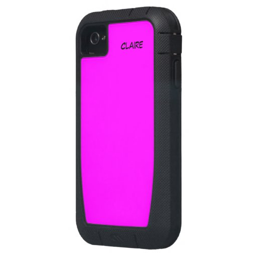 Claire iphone 4 cover