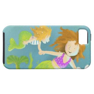 Claire Keay - sirenas iPhone 5 Funda
